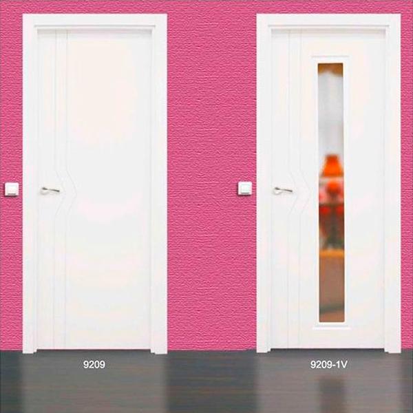 Modelo 9209 Puerta lacada de calidad estándar en Madrid