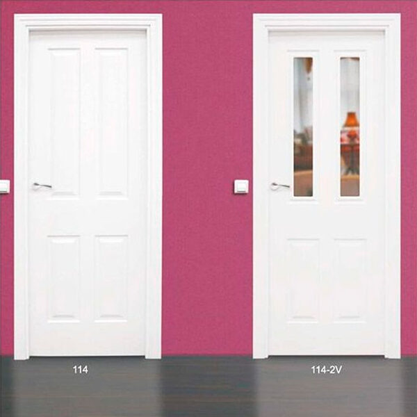 Modelo 114 Puerta lacada de calidad PREMIUM en Madrid